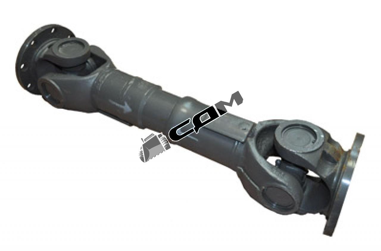 Вал карданный межосевой L-665, d-165 (8 отверстий) HOWO 6*4/8*4 /005596 WG9014310125/AZ9114310096