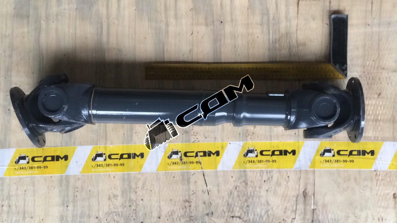 Вал карданный передний l=805, 8 отв., d фланца 150 CDM855 (оригинал) LG855.04.01